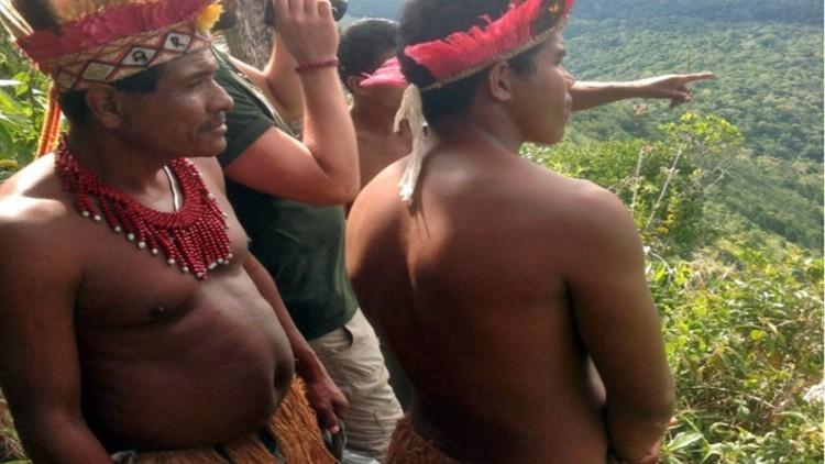 Custodi dell'Amazzonia