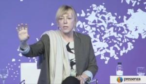 Jody WIlliams «Deberíamos destrozar el mito de que EEUU es pacífico»