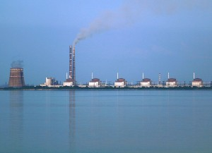 Ukraine nuclear power plants 'dangerously' without power as towers feeding energy to Crimea blown up