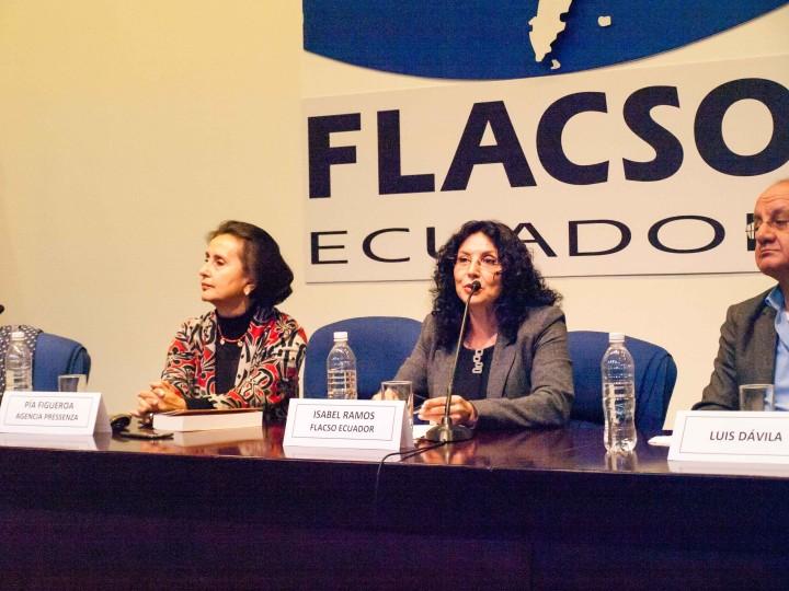 En FLACSO Ecuador se lanza segundo libro de Pressenza