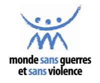 Monde sans Guerres et sans Violence