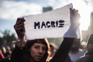 Amor Sí Macri No bajo la atenta mirada de M.A.F.I.A.
