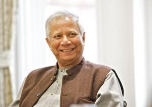 Yunus. Il banchiere dei poveri e la formula della felicità