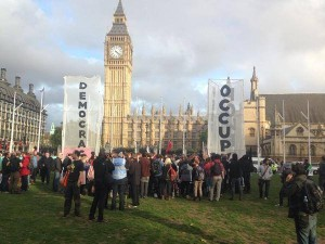 [Mayor of London] Boris Johnson's decision to close Parliament Square to Occupy Democracy to be challenged in High Court tomorrow