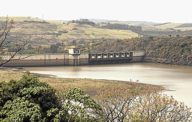 Heatwave and severe drought in South Africa