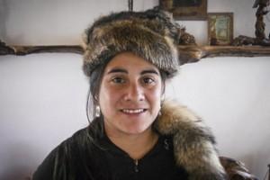"""""""Esta es mi historia: mi nombre es Relmu y vengo de un vientre mapuche"""""""
