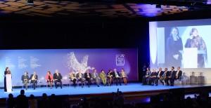 """""""Vivere la pace mondiale"""", chiusura del Summit dei Nobel per la Pace"""