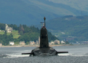 United Kingdom: Trident replacement cost rises to 'staggering' £205 billion