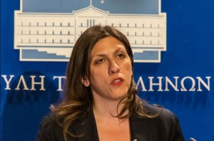 Zoe Konstantopoulou : « Le gouvernement grec a sacrifié la démocratie »
