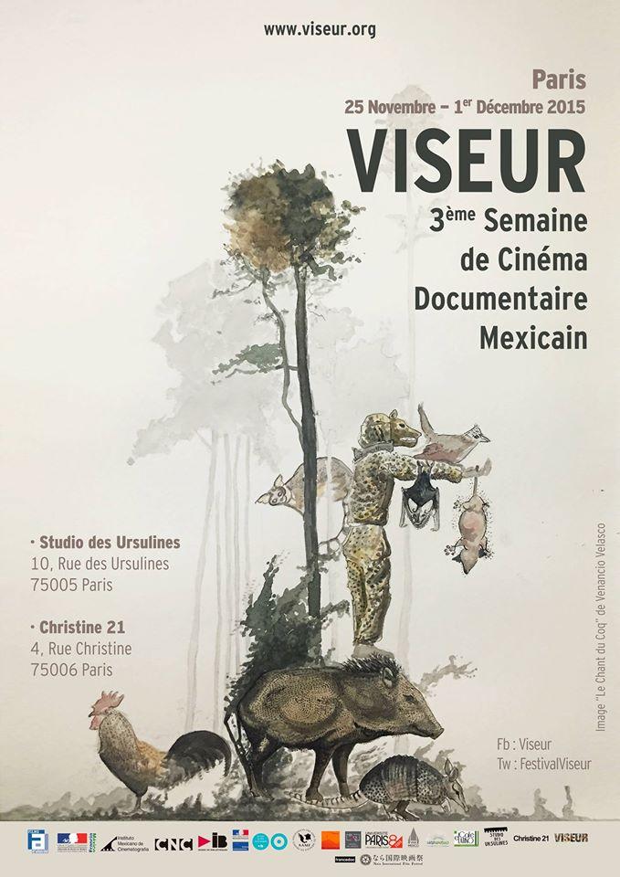 Semaine du Cinéma Documentaire Mexicain