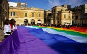 Dedicata a Valeria Solesin la bandiera della pace più grande del mondo