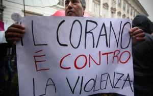 Da Roma un messaggio di pace, di solidarietà, di nonviolenza