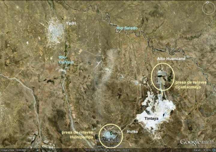 Estado Peruano abandonó a pobladores contaminados con metales pesados de Espinar, Cuzco