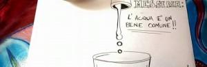 Movimenti per l'Acqua: De Vincenti sbaglia su Messina e gestione dell'acqua