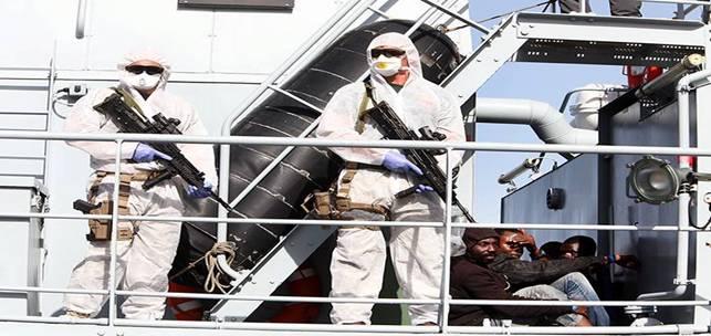 migranti missioni guerra europa mediterraneo