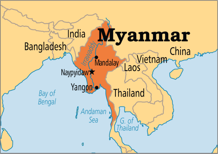 Myanmar: ambasciata nordcoreana intermediaria del traffico di armi