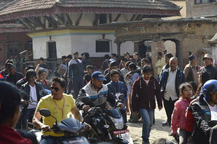 Unofficial blockade on Nepal by India