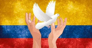 Great social convergence embraces peace in Colombia