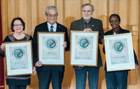 I laureati del Nobel Alternativo chiedono attenzione sui cambiamenti climatici e la fine di guerre e  discriminazioni