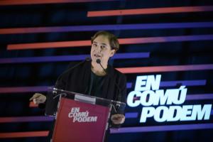 """Pablo Iglesias: """"Gracias Catalunya, queremos un país contigo"""""""