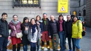 15/D: Acto público con partidos y colectivos en contra del TTIP