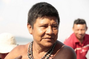 "Indigenous Villagers Fight ""Evil Spirit"" of Hydropower Dam in Brazil"