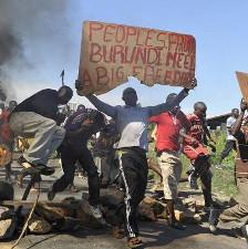 Llamados al diálogo y clima de temor en Buyumbara