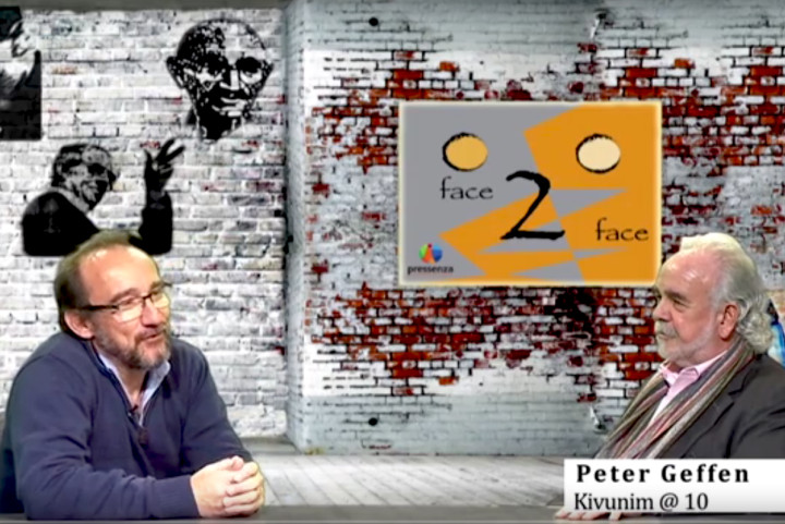 Peter Geffen on Face 2 Face