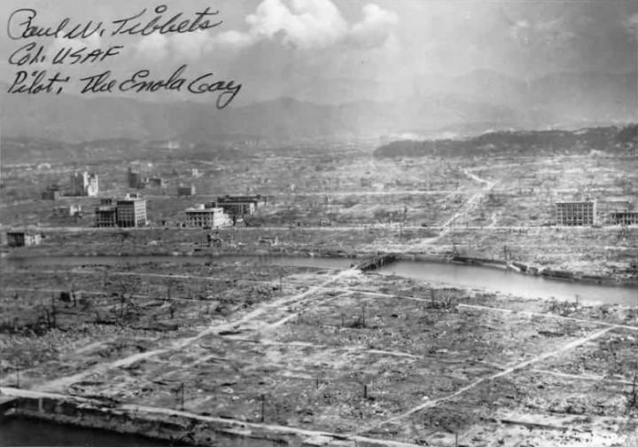 Bombe atomiche su Hiroshima e Nagasaki, un atto di terrorismo