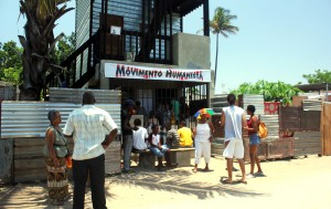 Bairro da Maxaquene em Maputo inaugura novo local humanista
