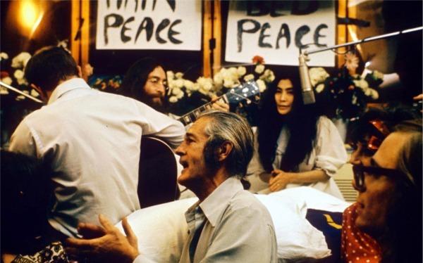 En memoria de John Lennon