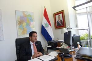Paraguay das Tor zu Südamerika: Interview mit dem Botschafter Fernando Ojeda