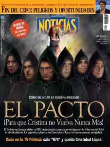 El Nunca Más de la revista Noticias