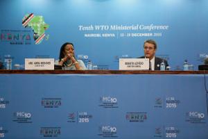 WTO bleibt ein Instrument reicher Staaten