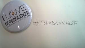 #misnadevevivere il selfiereportage