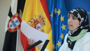 «Algunos no están preparados para ver a una mujer musulmana con hiyab en un Parlamento español»