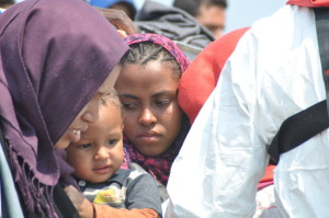 Kalabrien: Solidarität mit den Flüchtlingen