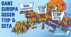 Emnid-Umfrage: Zustimmung zu TTIP stagniert auf Allzeit-Tief