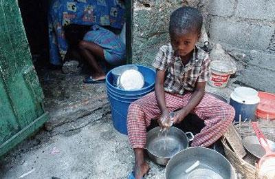 Plus de 207 000 enfants exploités en Haïti