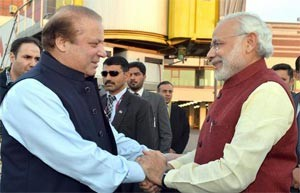 Pakistan Celebrates Indian Prime Minister's Visit