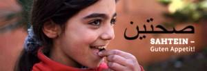 Kalender über palästinensische Küche