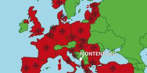 Neue Provokation gegenüber Russland: Die Vereinigten Staaten wollen Montenegro in der NATO
