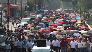 Messico: non lasceremo soli i maestri