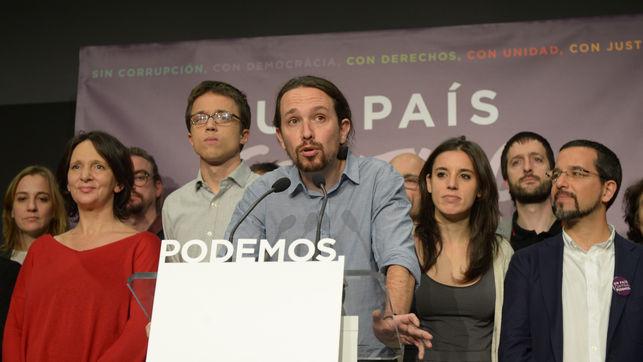Podemos présentera un projet de loi d'urgence sociale