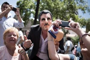 Parte 2, Congreso-Plaza de Mayo, 10D: el primer acto