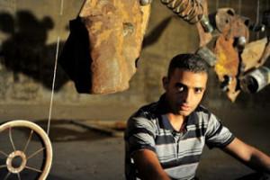 Abdullah al-Rozzi: Art under Occupation from Gaza