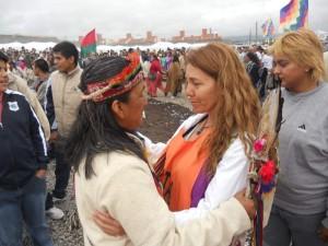 Humanistische Stadträtin fordert Freilassung von Milagro Sala