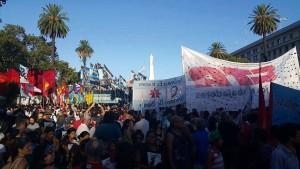Pese al bloqueo mediático, miles de personas se solidarizan con Milagro Sala y la Tupac Amaru