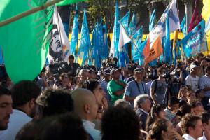 Solidarität mit Milagro Sala – Demonstration für ihre sofortige Freilassung in Buenos Aires