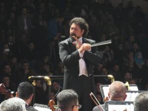 Baghdad, la musica di Karim Wasfi contro la violenza